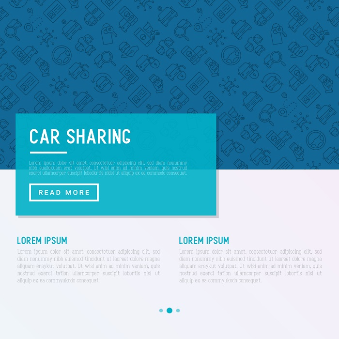 ride sharing website